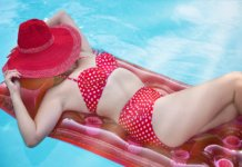 How To Properly Care For a New Swimsuit