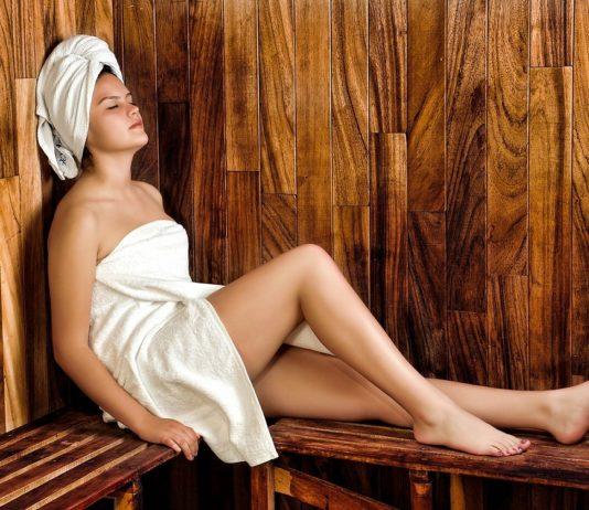 how to use sauna